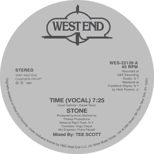 Stone/TIME 12""