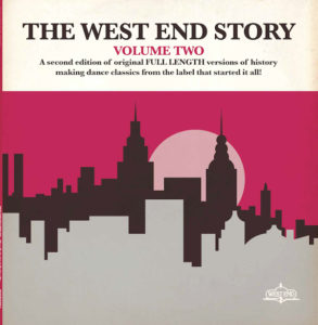Various/WEST END STORY VOLUME TWO DLP