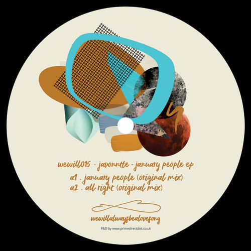 Javonntte/JANUARY PEOPLE EP 12""