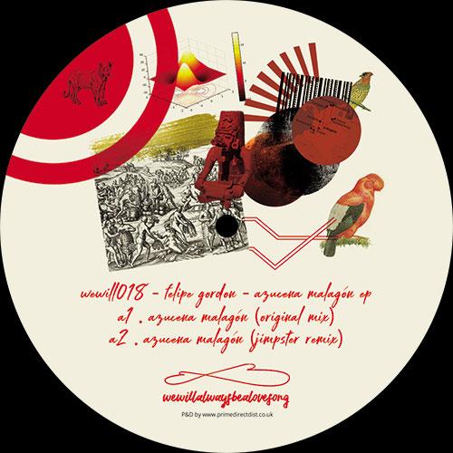 """Felipe Gordon/AZUCENA MALAGON EP 12"""""""