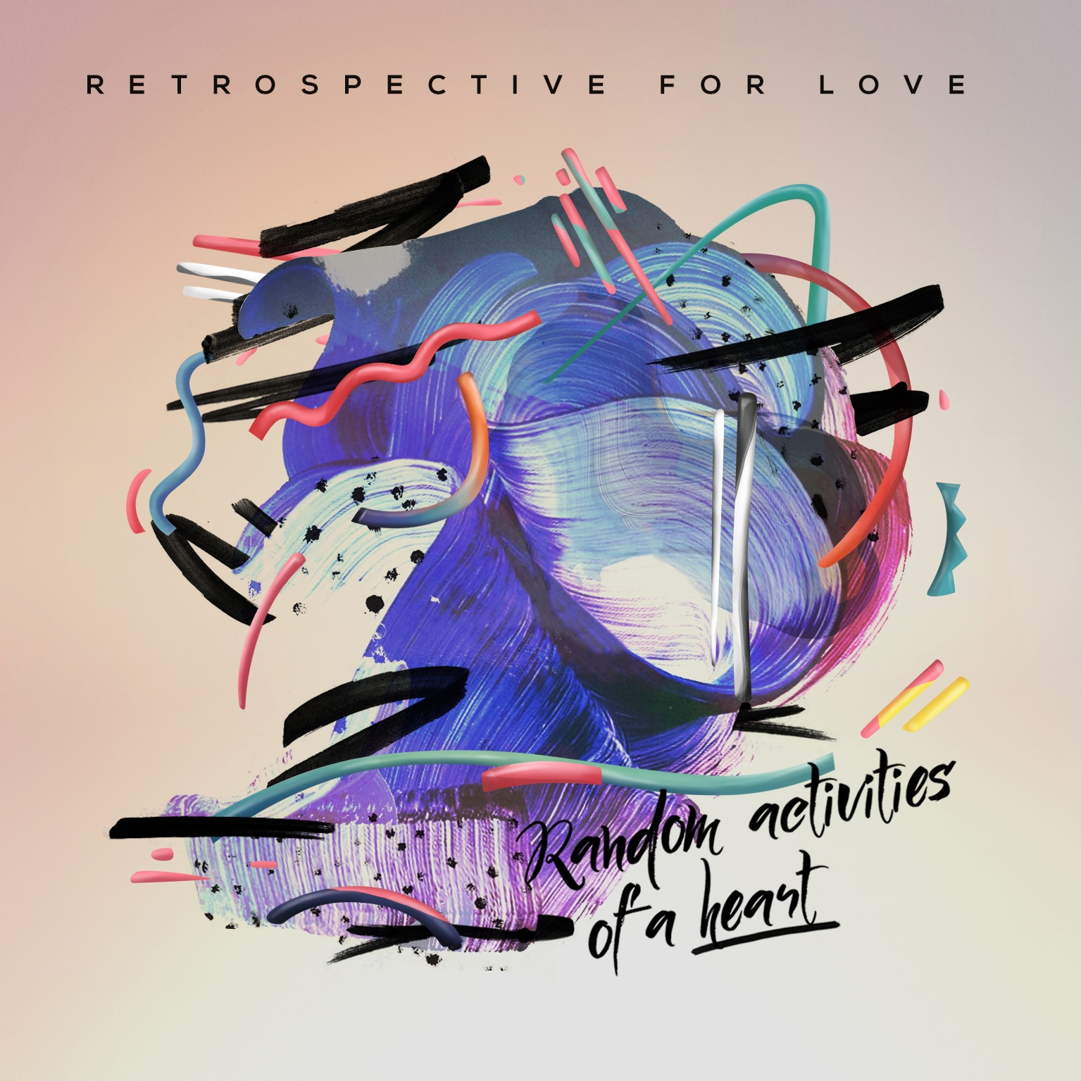 Retrospective For Love/RANDOM... LP