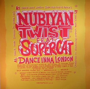 Nubiyan Twist/DANCE INNA LONDON 12""