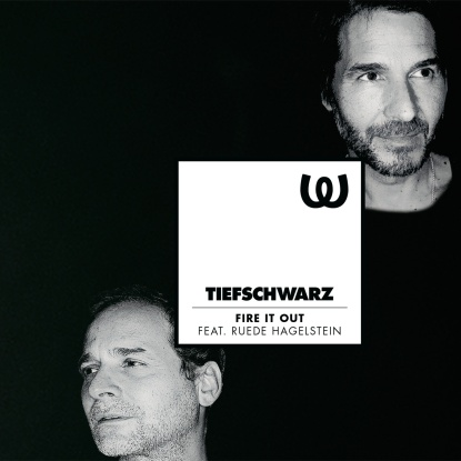 Tiefschwarz/FIRE IT OUT REMIXES 12""
