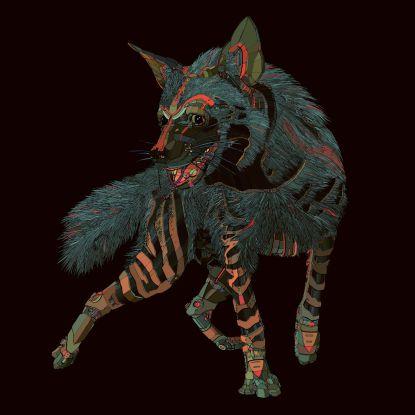 "Hyenah/MESSAGE (HENRIK SCHWARZ DUB) 12"""