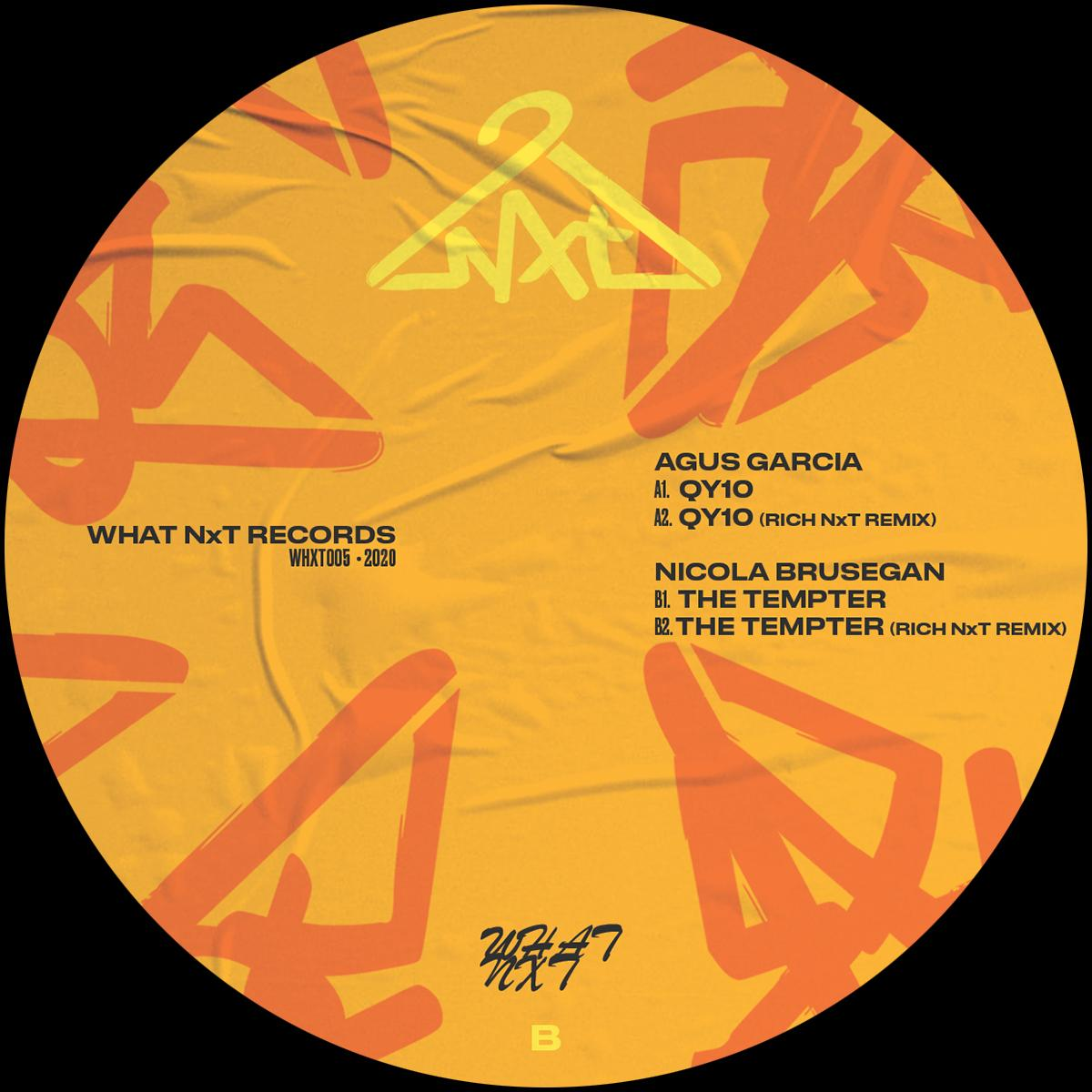 Various/WHAT NXT 005 12""