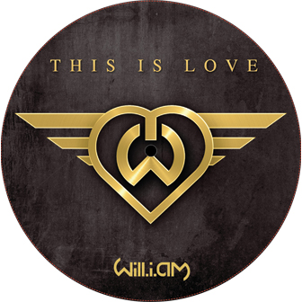 Will.i.am/THIS IS LOVE REMIX 12""