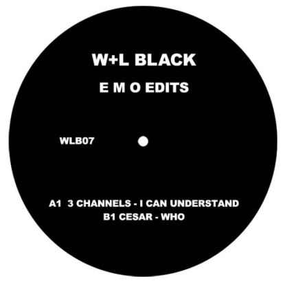 """3 Channels - Cesar/I CAN UNDERSTAND 12"""""""