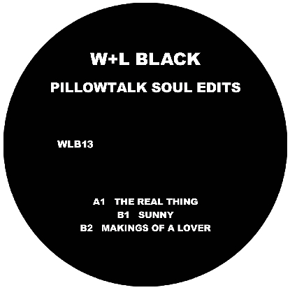 Pillow Talk/SOUL EDITS 12""