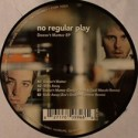 No Regular Play/DOESN'T MATTER REMIX 12""