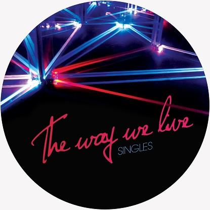 "Deniz Kurtel/THE WAY WE LIVE SINGLES 12"""