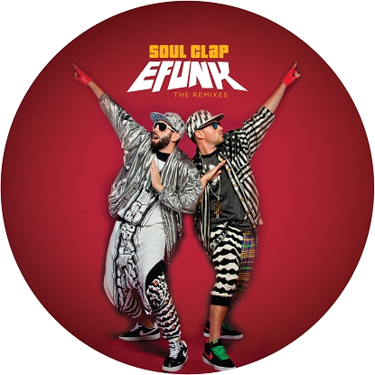 Soul Clap/EFUNK: THE REMIXES 12""
