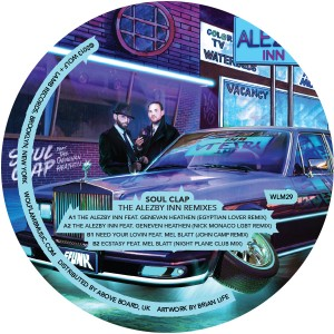 Soul Clap/THE ALEZBY INN REMIXES 12""