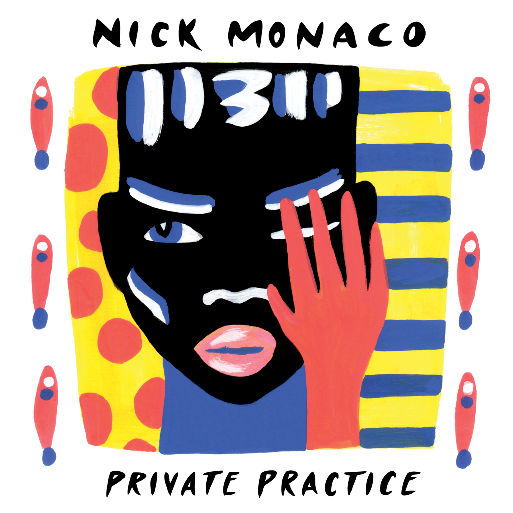 Nick Monaco/PRIVATE PRACTICE 12""