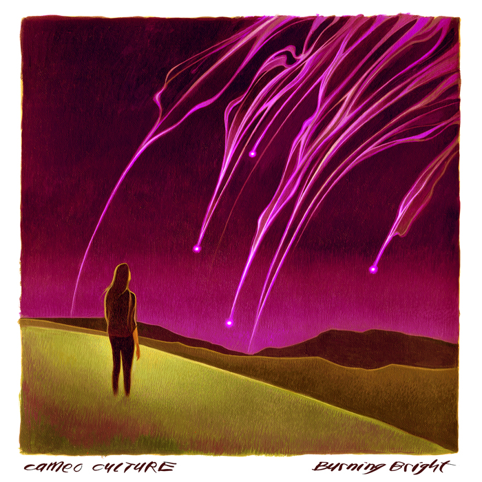 Cameo Culture/BURNING BRIGHT LP