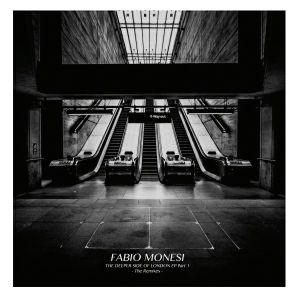 "Fabio Monesi/LONDON EP PT. 1: RMX'S 12"""