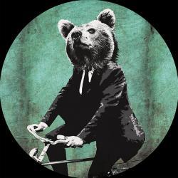 "Bartolomeo/BEAR IN BLACK EP 12"""
