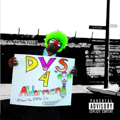 DVS Jackson/DVS 4 ALDERMAN CD