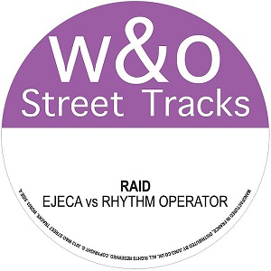 Ejeca Vs Rhythm Operator/CITIZEN 12""