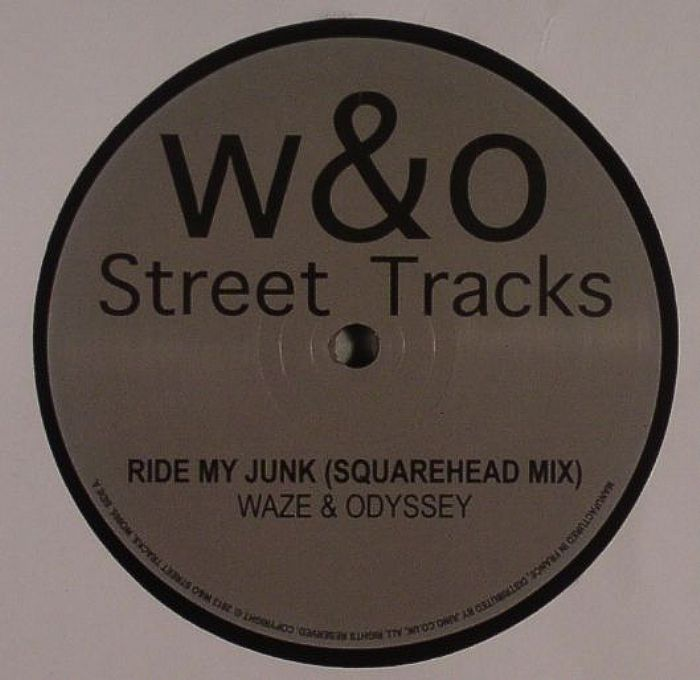 Waze & Odyssey/RIDE MY JUNK RE-FIX 12""
