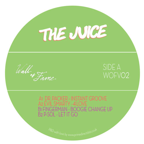 """Various/THE JUICE 12"""""""