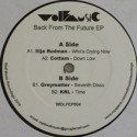 Various/BACK FROM THE FUTURE EP 12""