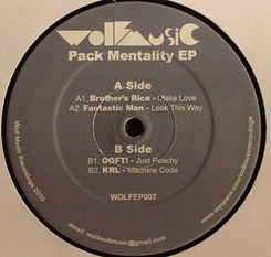 Brother's Rise/PACK MENTALITY EP 12""