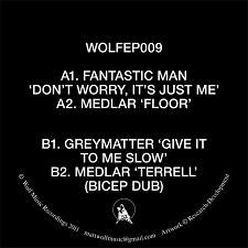 Various/WOLF EP 9 12""