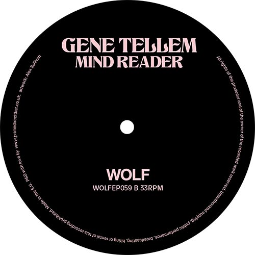 """Gene Tellem/MIND READER EP 12"""""""