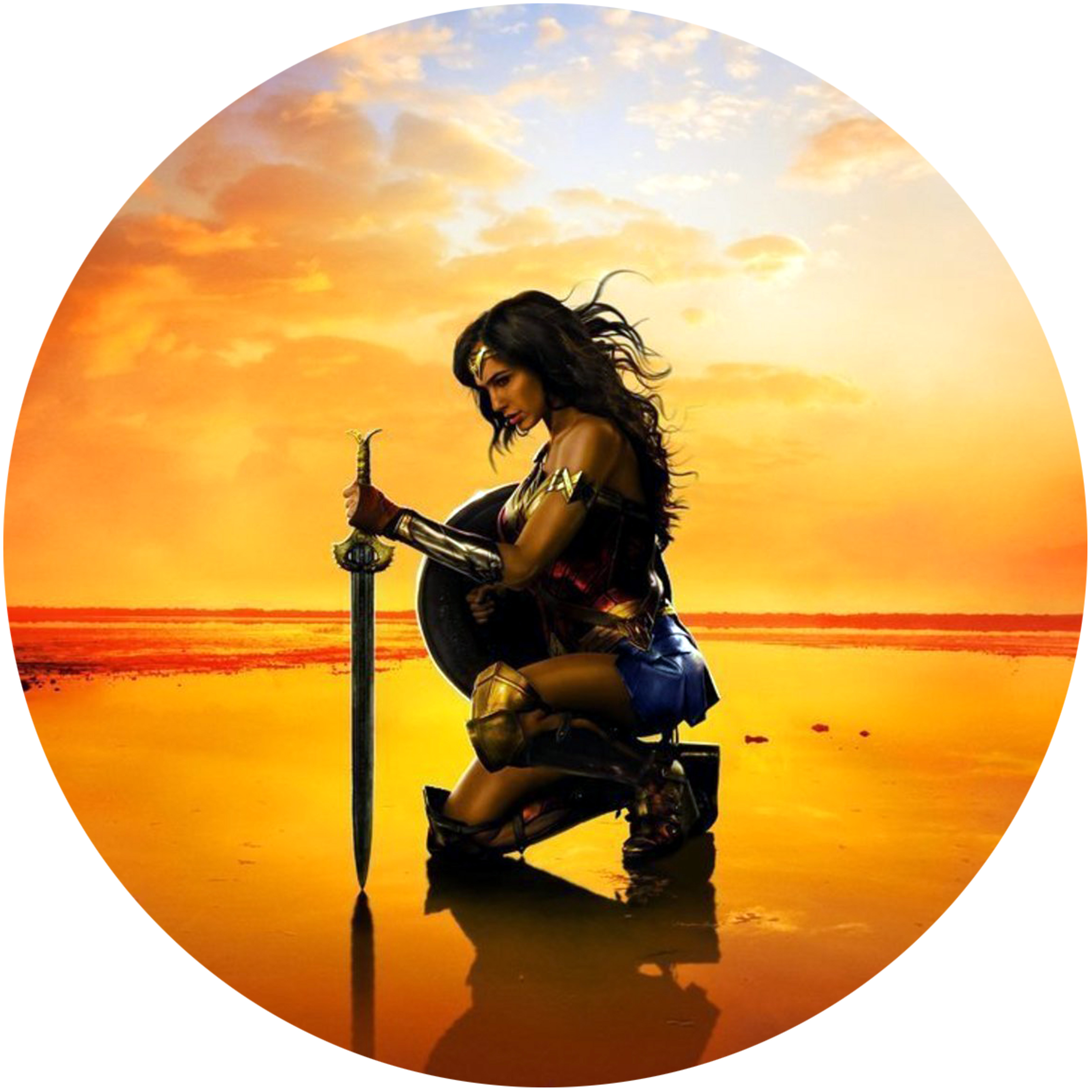 Wonder Woman/SOUNDTRACK SLIPMAT