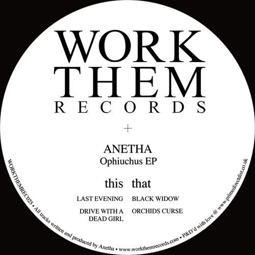 """Anetha/OPHIUCHUS EP 12"""""""