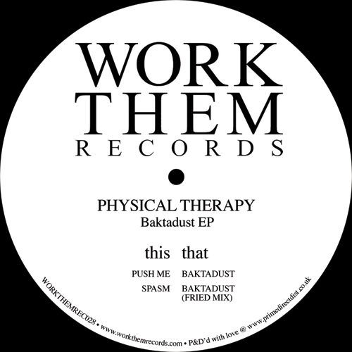 Physical Therapy/BAKTADUST EP 12""