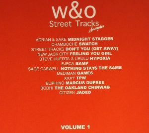 Various/W&O STREET TRACKS VOL. 1 CD