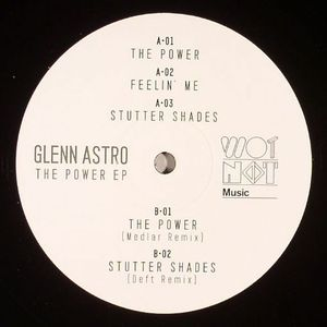Glenn Astro/THE POWER EP 12""