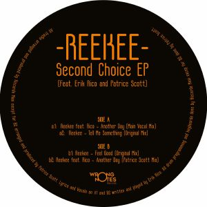 """Reekee/SECOND CHOICE EP 12"""""""