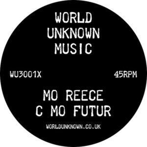 """Mo Reece/C MO FUTUR 12"""""""