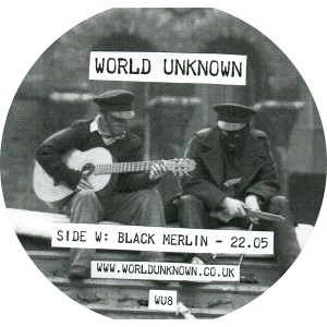 Black Merlin & White Lodge/WORLD UNK 12""