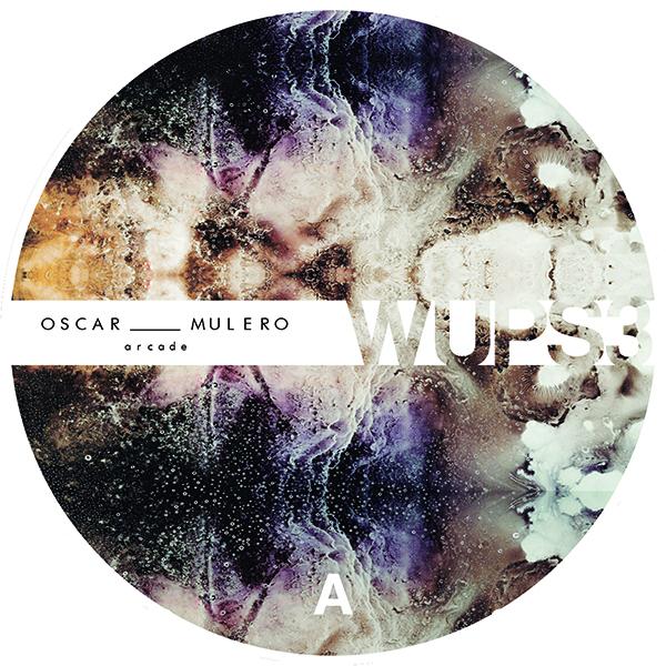 "Oscar Mulero/ARCADE EP 12"""