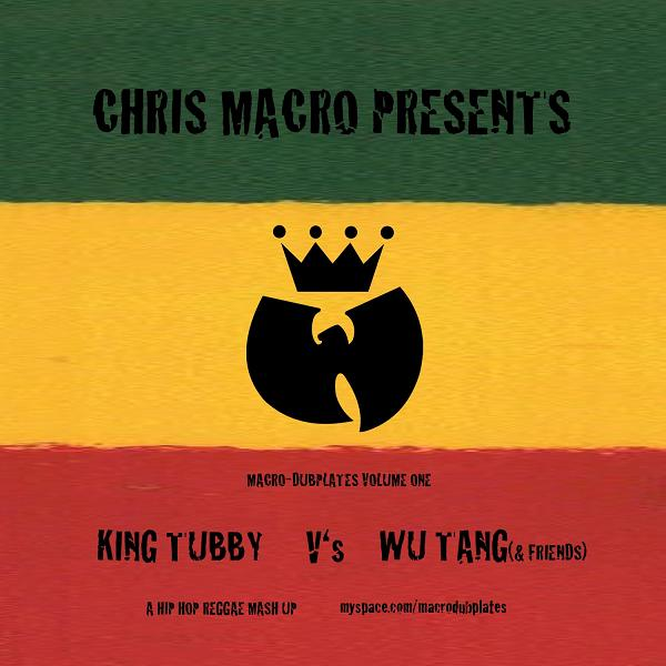 Wu-Tang Clan vs King Tubby/MACRO DUBS LP