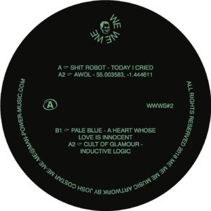 Various/WE WE WE VINYL SAMPLER PT 2 12""