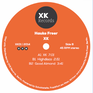 Hauke Freer/XK 12""