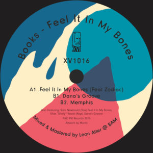 Books/FEEL IT IN MY BONES 12""