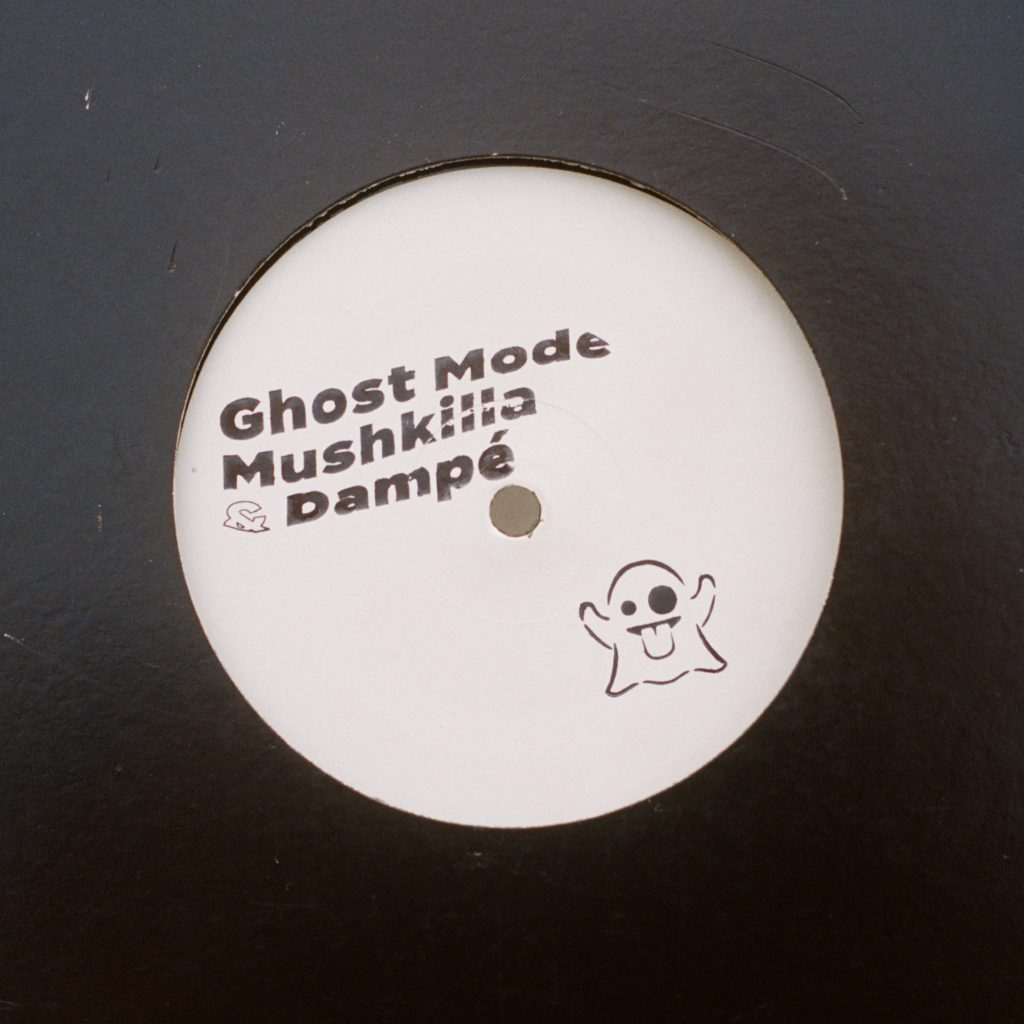 Mushkilla & Dampe/GHOST MODE 12""