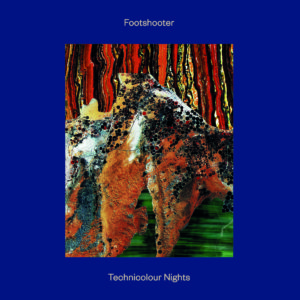 Footshooter/TECHNICOLOUR NIGHTS EP 12""