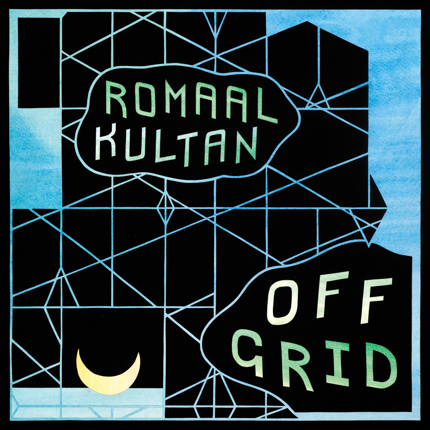 Romaal Kultan/OFF GRID EP 12""