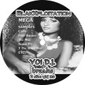 Yo DJ!/BLAKXPLOITATION LP