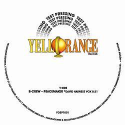 """Various/YELLORANGE HISTORY 12"""""""