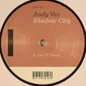 Andy Vaz/SHADOW CITY-DHARAVI MIX 12""