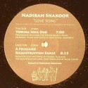 Nadirah Shakoor/LOVE SONG PT.2 10""