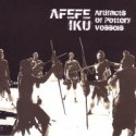 Afefe Iku/ARTIFACTS OF POTTERY... CD