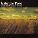 Gabriele Poso/FROM THE GENUINE WORLD CD